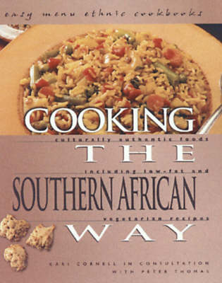Cooking The Southern African Way: Easy Menu Ethnic Cookbooks