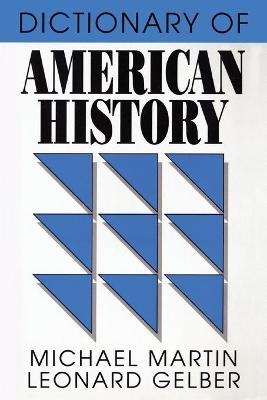 Dictionary of American History