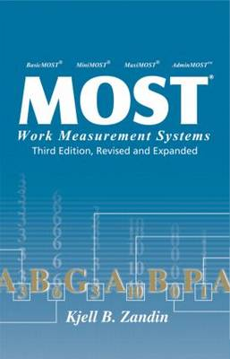 MOST Work Measurement Systems, Third Edition,