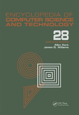 Encyclopedia of Computer Science and Technology: Volume 28: Supplement 13: Aerospate Applications of Artificial Intelligence to Tree Structures