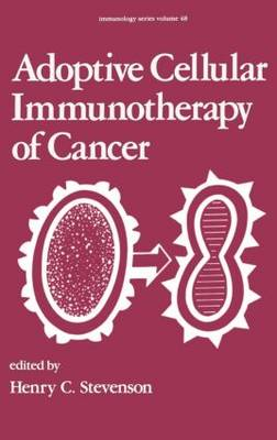 Adoptive Cellular Immunotherapy of Cancer