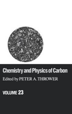 Chemistry and Physics of Carbon: Volume 23