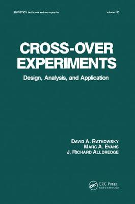 Cross-Over Experiments: Design, Analysis, and Application