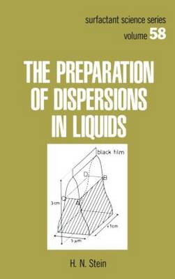 The Preparation of Dispersions in Liquids