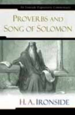 Proverbs and Song of Solomon