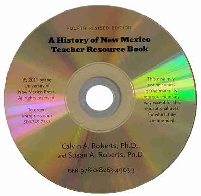 A History of New Mexico: Teacher Resource Book