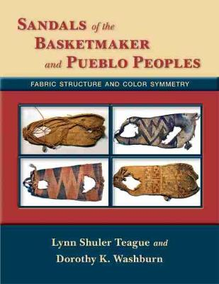 Sandals of the Basketmaker and Pueblo Peoples: Fabric Structure and Color Symmetry