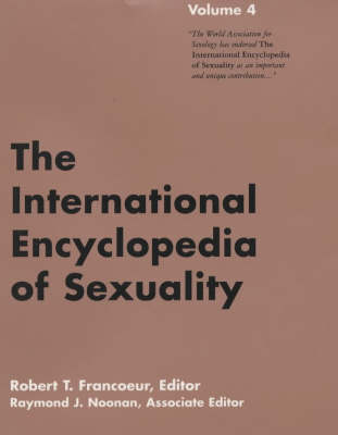 The International Encyclopedia of Sexuality: Vol.4