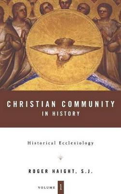 Christian Community in History: v. 1: Historical Ecclesiology