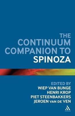 Continuum Companion to Spinoza