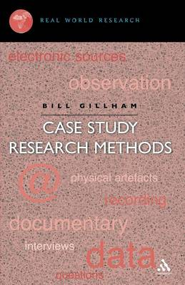 A Case Study Research Methods