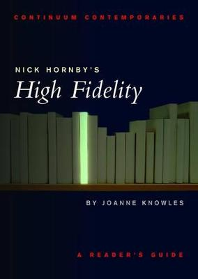 "Nick Hornby's ""High Fidelity"""