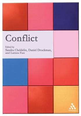 Conflict: From Analysis to Intervention