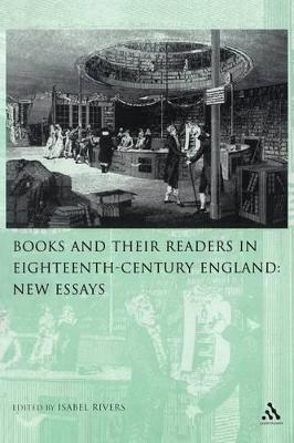 Books and Their Readers in Eighteenth-century England: New Essays