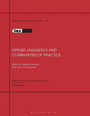 Applied Linguistics & Communities of Pra