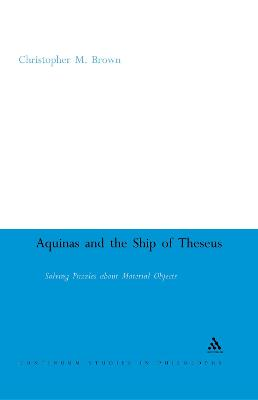 Aquinas and the Ship of Theseus: Solving Puzzles About Material Objects