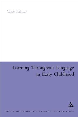 Learning Through Language in Early Childhood