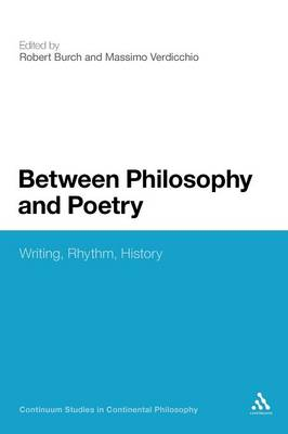 Between Philosophy and Poetry: Writing, Rhythm, History