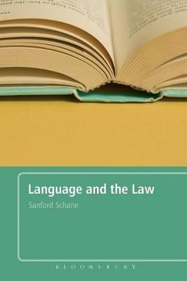 Language and the Law