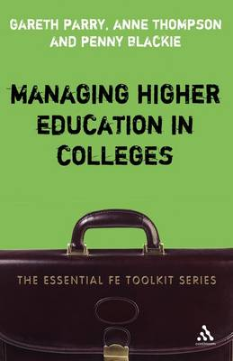 Managing Higher Education in Colleges