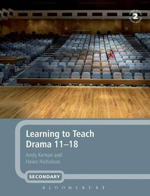 Learning to Teach Drama 11-18