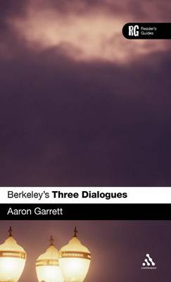 """Berkeley's """"Three Dialogues"""": A Reader's Guide"""