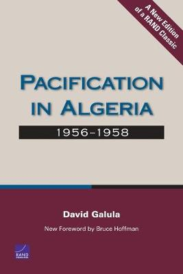 Pacification in Algeria: 1956-1958
