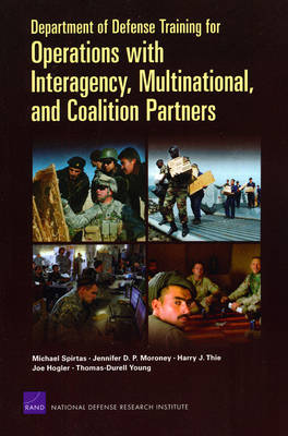 Department of Defense Training for Operations with Interagency, Multinational, and Coalition Partners