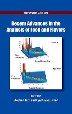 Recent Advances in the Analysis of Food and Flavors