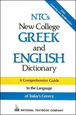 N.T.C.'s New College Greek and English Dictionary: A Comprehensive Guide