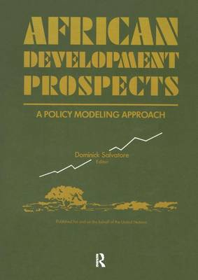 African Development Prospects: A Policy Modelling Approach