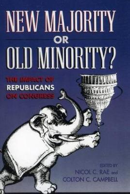 New Majority or Old Minority?: The Impact of the Republicans on Congress