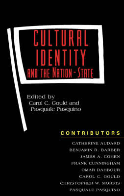 Cultural Identity and the Nation-state
