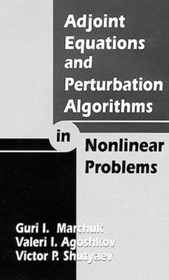 Adjoint Equations and Perturbation Algorithms in Nonlinear Problems