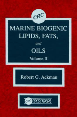 Marine Biogenic Lipids, Fats and Oils: v. 2