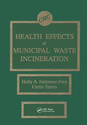 Municipal Waste Incineration and Human Health