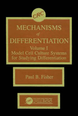 Mechanisms of Differentiation: v. 1