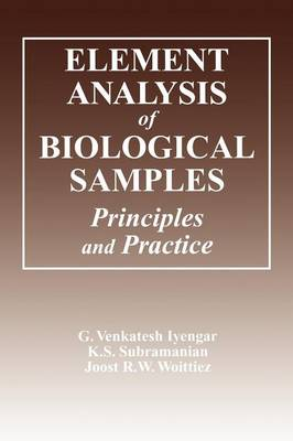 Element Analysis of Biological Samples: Principles and Practices, Volume II