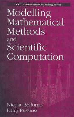 Modelling Mathematical Methods and Scientific Computation