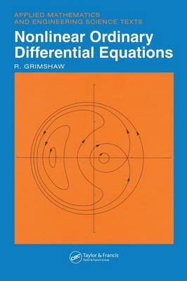 Nonlinear Ordinary Differential Equations