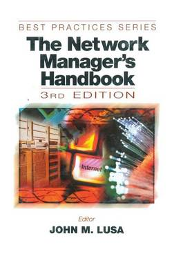 The Network Manager's Handbook, Third Edition: 1999