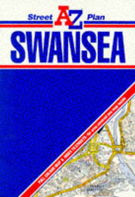 A. to Z. Street Plan of Swansea