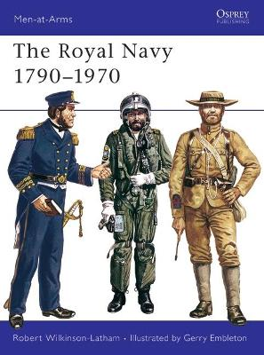 The Royal Navy, 1790-1970