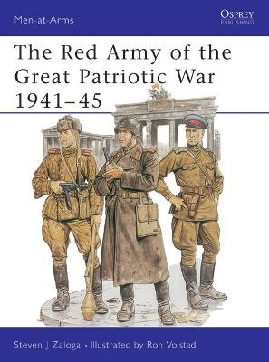 The Red Army of the Great Patriotic War, 1941-45