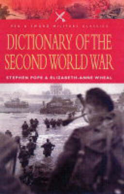Dictionary of the Second World War