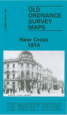 New Cross 1914: London Sheet   104.3