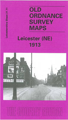 Leicester (North East) 1913: Leicestershire Sheet 31.11