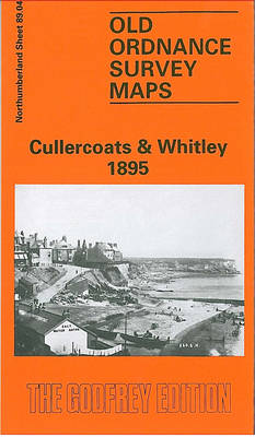 Cullercoats and Whitley Bay 1895: Northumberland Sheet 89.04
