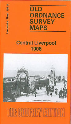 Central Liverpool 1906: Lancashire Sheet 106.14