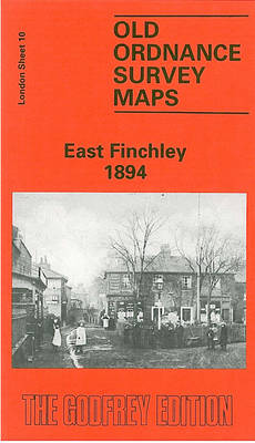 East Finchley 1894: London Sheet 010.2